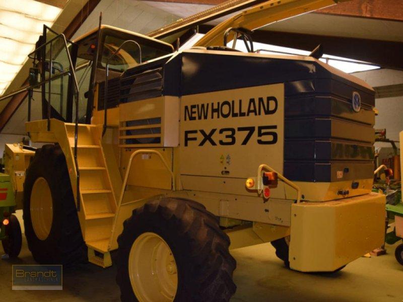 Feldhäcksler des Typs New Holland FX 375, Gebrauchtmaschine in Bremen (Bild 3)