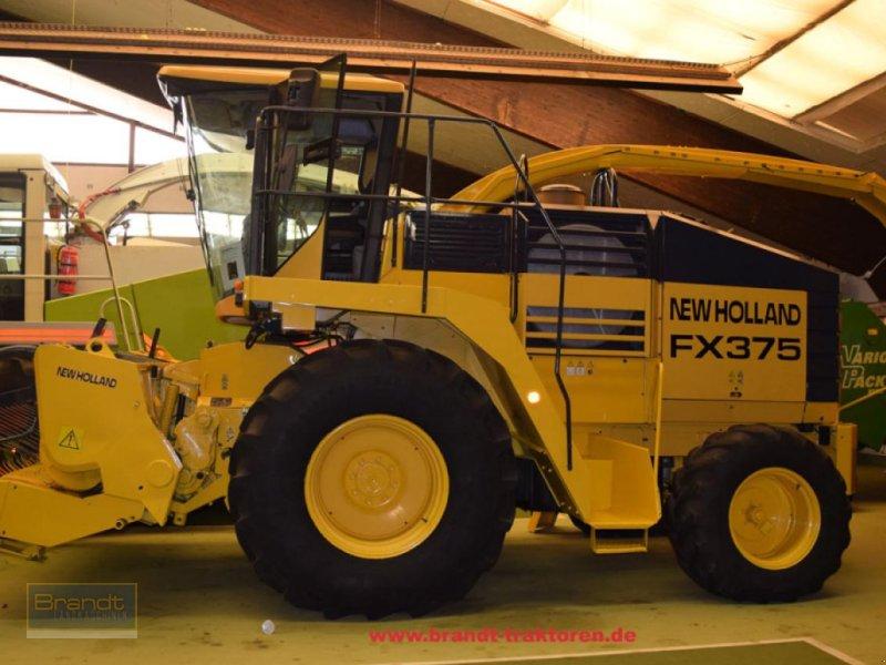 Feldhäcksler des Typs New Holland FX 375, Gebrauchtmaschine in Bremen (Bild 2)