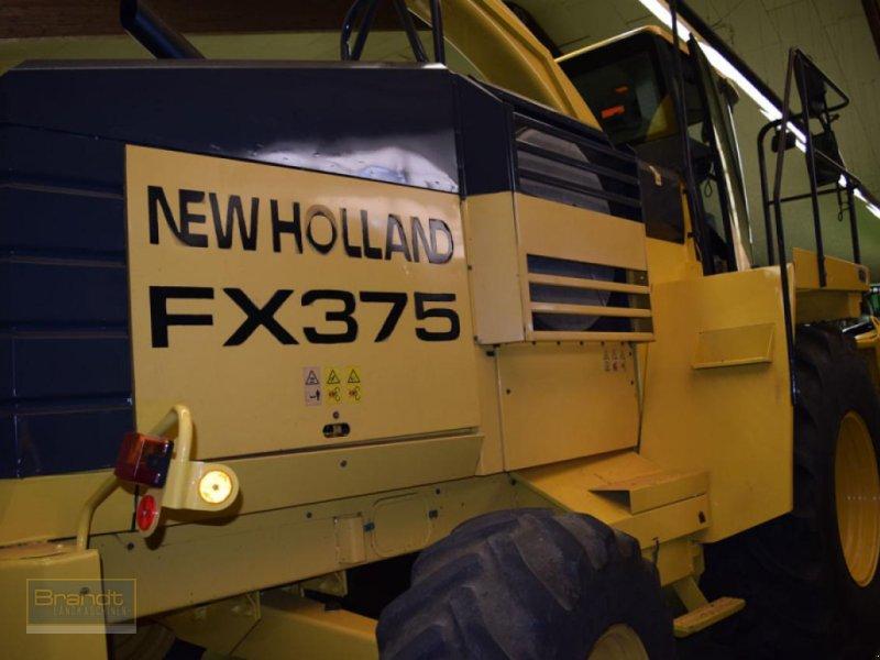 Feldhäcksler des Typs New Holland FX 375, Gebrauchtmaschine in Bremen (Bild 4)