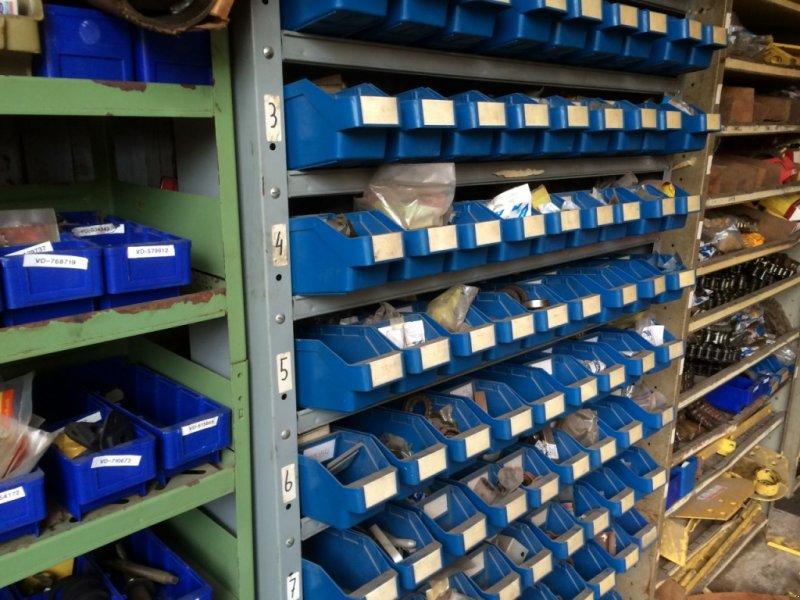 Feldhäcksler типа New Holland Onderdelen, Gebrauchtmaschine в Vriezenveen (Фотография 1)