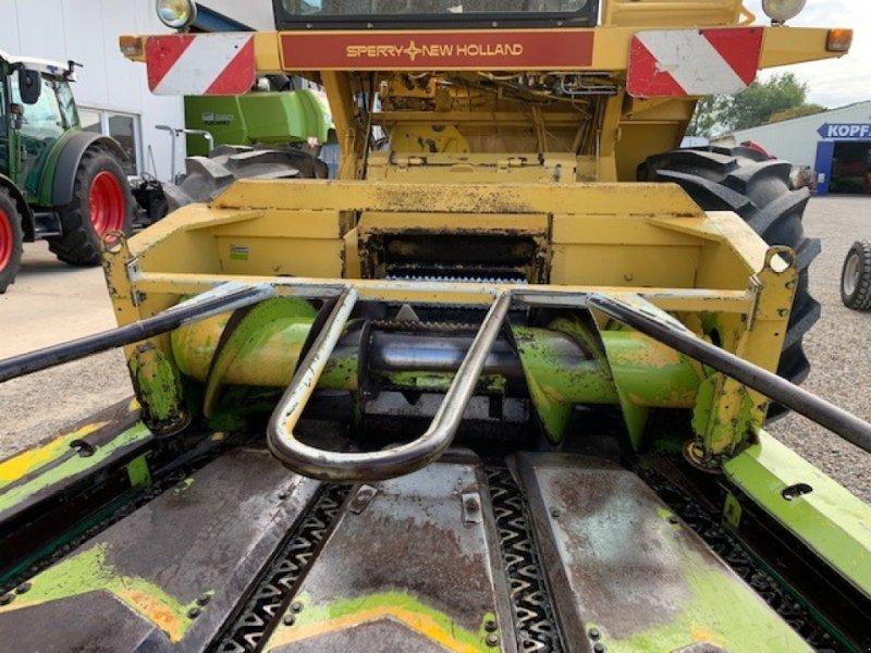 Feldhäcksler des Typs New Holland Typ 1900 Allrad *Landwirtmaschine*, Gebrauchtmaschine in Schutterzell (Bild 13)