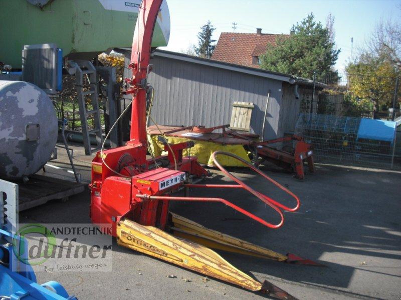 Feldhäcksler des Typs Pöttinger MexII, Gebrauchtmaschine in Hohentengen (Bild 3)