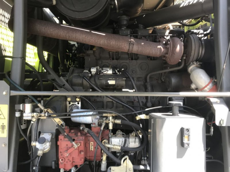 Feldhäcksler des Typs Sonstige Claas Jaguar 850, Gebrauchtmaschine in Vriezenveen (Bild 9)
