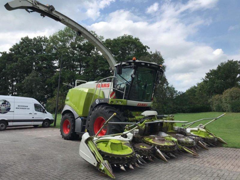 Feldhäcksler des Typs Sonstige Claas Jaguar 950, Gebrauchtmaschine in Vriezenveen (Bild 7)