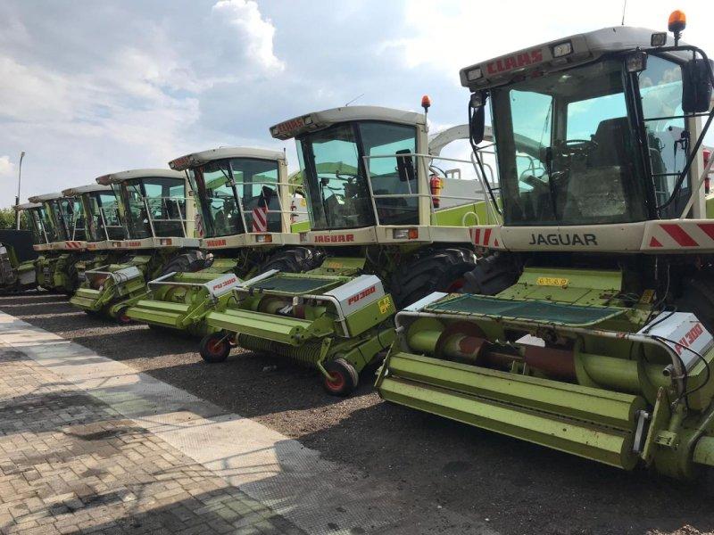 Feldhäcksler des Typs Sonstige Claas John Deere New Holland Gebruikte hakselaar's, Gebrauchtmaschine in Vriezenveen (Bild 1)
