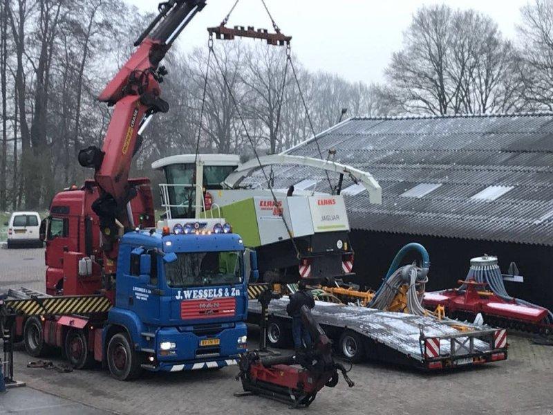 Feldhäcksler des Typs Sonstige Claas John Deere New Holland Gebruikte hakselaar's, Gebrauchtmaschine in Vriezenveen (Bild 5)
