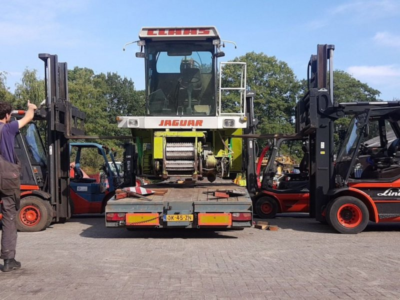 Feldhäcksler des Typs Sonstige Claas John Deere New Holland Gebruikte hakselaar's, Gebrauchtmaschine in Vriezenveen (Bild 3)