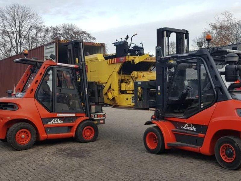 Feldhäcksler des Typs Sonstige Claas John Deere New Holland Gebruikte hakselaar's, Gebrauchtmaschine in Vriezenveen (Bild 2)