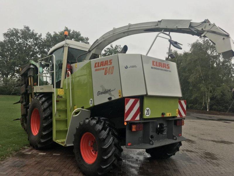 Feldhäcksler des Typs Sonstige Claas Overdrive 840, Gebrauchtmaschine in Vriezenveen (Bild 4)