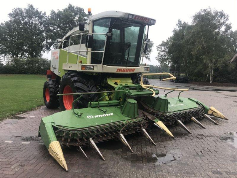 Feldhäcksler des Typs Sonstige Claas Overdrive 840, Gebrauchtmaschine in Vriezenveen (Bild 6)