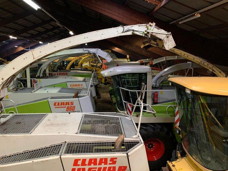 Feldhäcksler des Typs Sonstige Divers aanbod Gebruikte hakselaars, Gebrauchtmaschine in Vriezenveen (Bild 6)