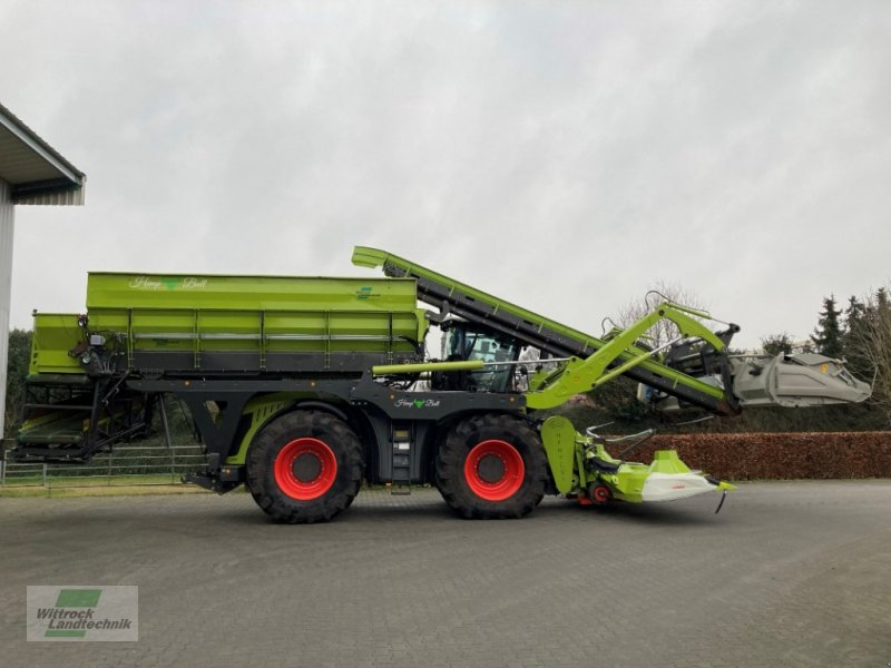 Feldhäcksler типа Sonstige HEMPBULL, Neumaschine в Rhede / Brual (Фотография 1)