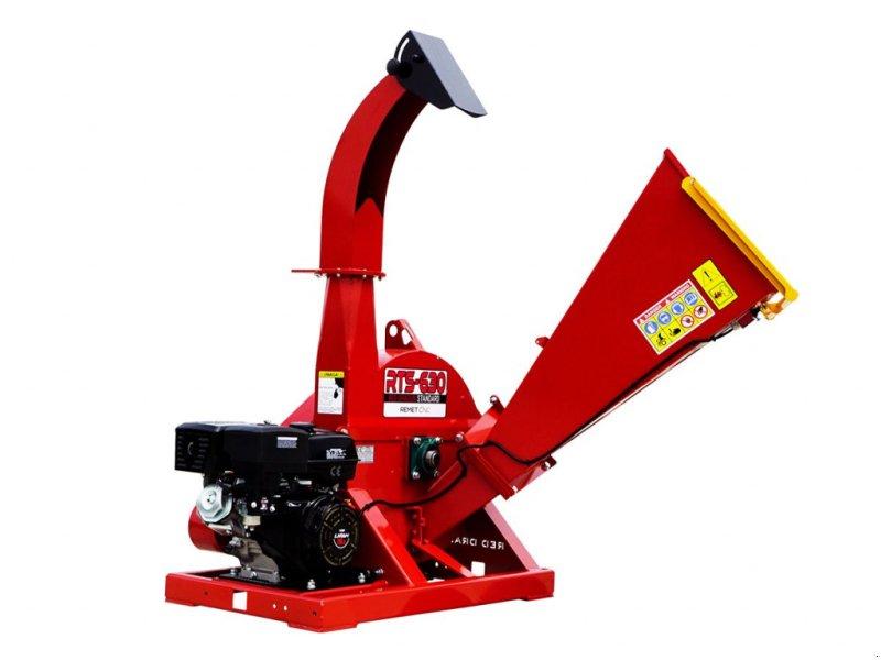 Feldhäcksler des Typs Sonstige REMET CNC RTS-630, Gebrauchtmaschine in zonhoven (Bild 1)