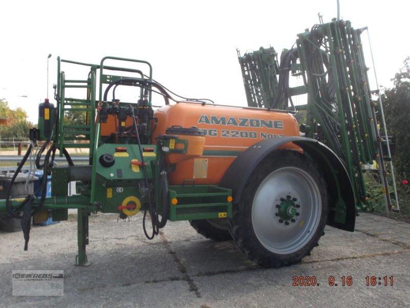 Feldspritze des Typs Amazone UG 2200 Nova, Gebrauchtmaschine in Wallersdorf (Bild 2)