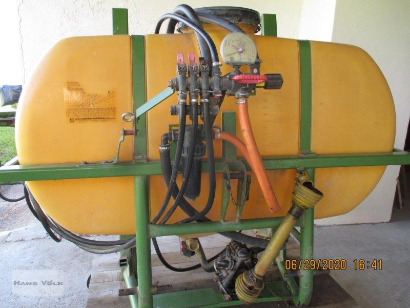 Feldspritze des Typs Amazone US 603 T, Gebrauchtmaschine in Eching (Bild 2)