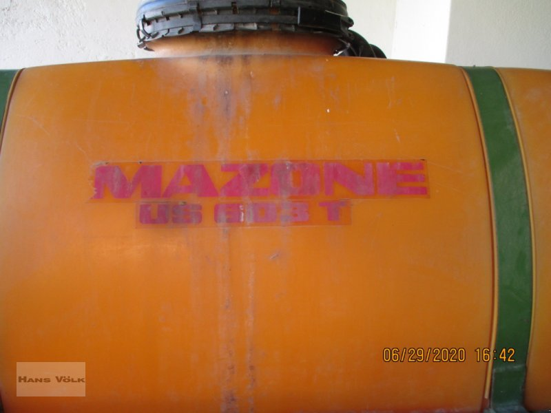 Feldspritze des Typs Amazone US 603 T, Gebrauchtmaschine in Eching (Bild 3)