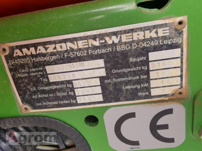 Feldspritze des Typs Amazone UX 5200 Super, Gebrauchtmaschine in Harthausen (Bild 10)