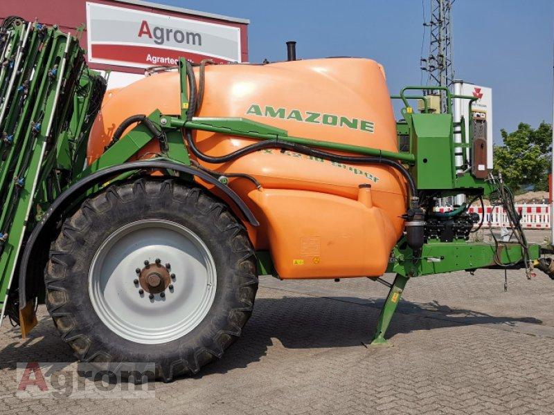 Feldspritze des Typs Amazone UX 5200 Super, Gebrauchtmaschine in Harthausen (Bild 6)