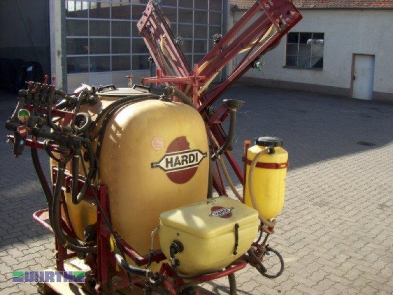 Feldspritze des Typs Hardi 600 liter, Gebrauchtmaschine in Buchdorf (Bild 1)