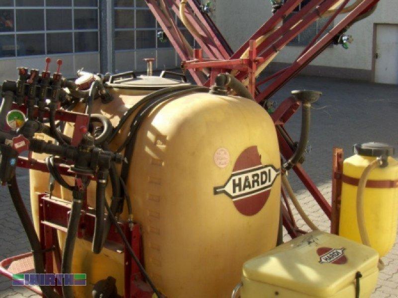 Feldspritze des Typs Hardi 600 liter, Gebrauchtmaschine in Buchdorf (Bild 2)