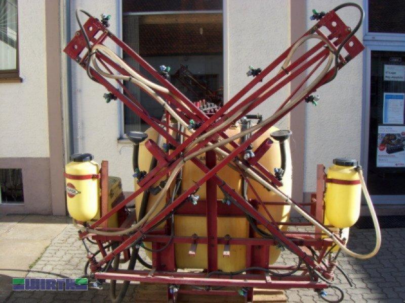 Feldspritze des Typs Hardi 600 liter, Gebrauchtmaschine in Buchdorf (Bild 3)