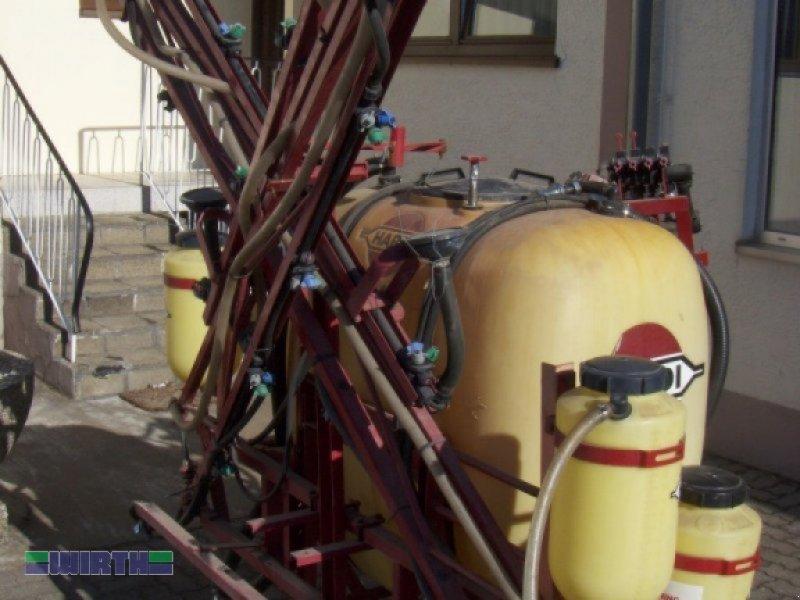 Feldspritze des Typs Hardi 600 liter, Gebrauchtmaschine in Buchdorf (Bild 4)