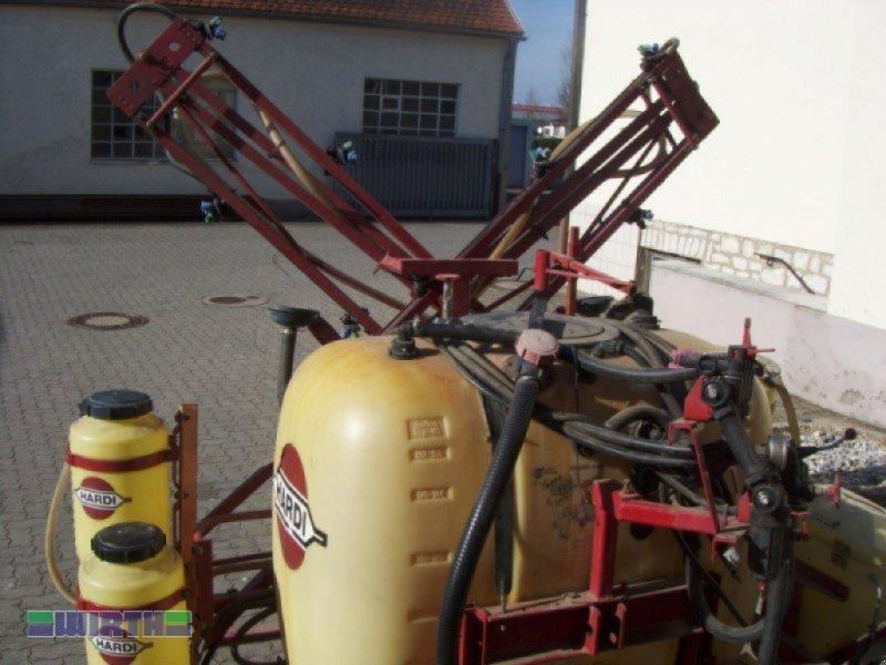Feldspritze des Typs Hardi 600 liter, Gebrauchtmaschine in Buchdorf (Bild 5)