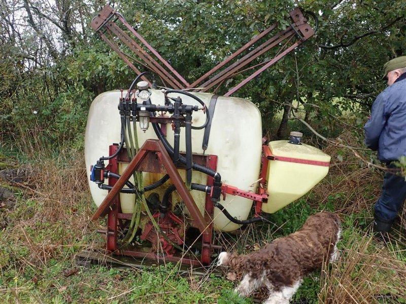 Feldspritze des Typs Hardi 800 liter 12 m  Med fyldeudstyr, Gebrauchtmaschine in Egtved (Bild 2)