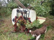Feldspritze tip Hardi 800 liter 12 m  Med fyldeudstyr, Gebrauchtmaschine in Egtved
