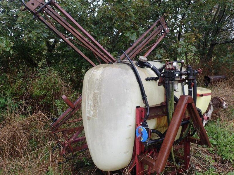 Feldspritze des Typs Hardi 800 liter 12 m  Med fyldeudstyr, Gebrauchtmaschine in Egtved (Bild 6)