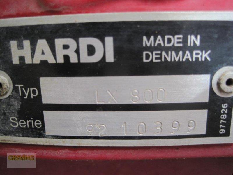 Feldspritze des Typs Hardi LX 800, Gebrauchtmaschine in Ahaus (Bild 9)