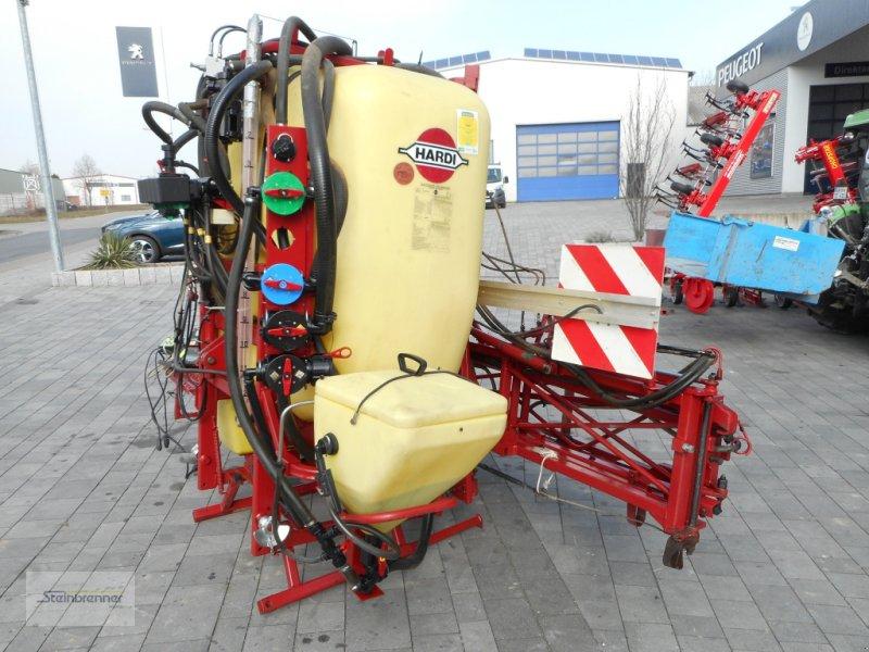 Feldspritze des Typs Hardi MASTER 361 HFY, Gebrauchtmaschine in Wörnitz (Bild 1)