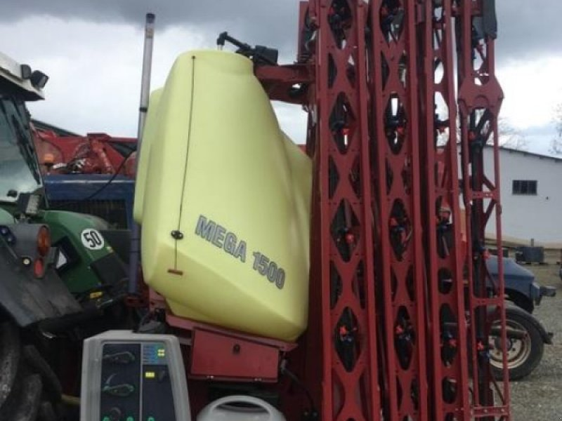 Feldspritze des Typs Hardi Mega 1500, Gebrauchtmaschine in Korbach (Bild 1)
