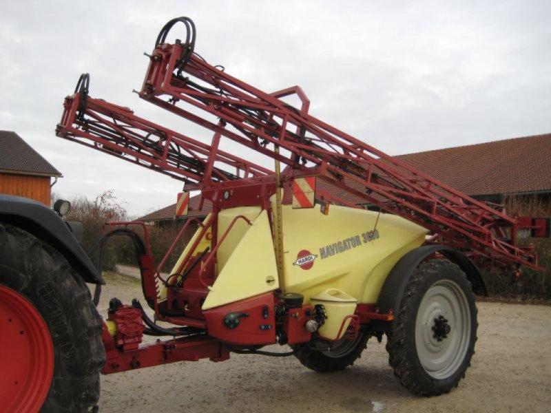 Feldspritze des Typs Hardi Navigator 3000, Gebrauchtmaschine in Hemau (Bild 1)