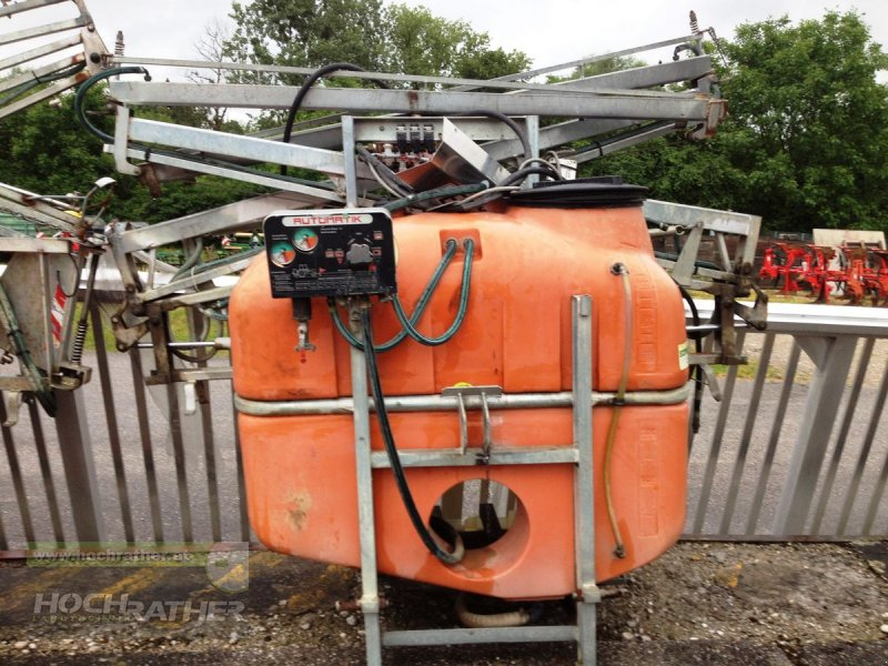 Feldspritze des Typs Jessernigg Automatic 660-12m, Gebrauchtmaschine in Kronstorf (Bild 1)