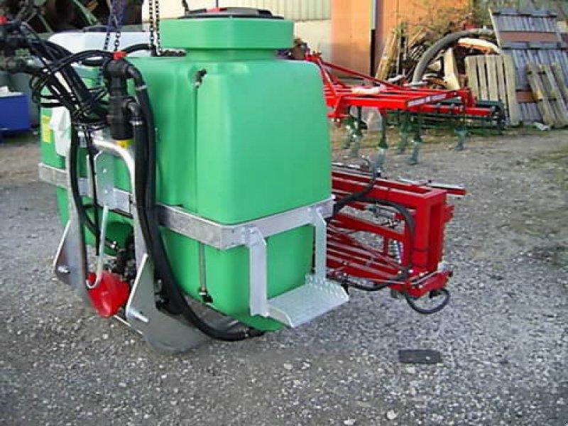 Feldspritze des Typs Osella HYDRO 850, Gebrauchtmaschine in Kremsmünster (Bild 1)