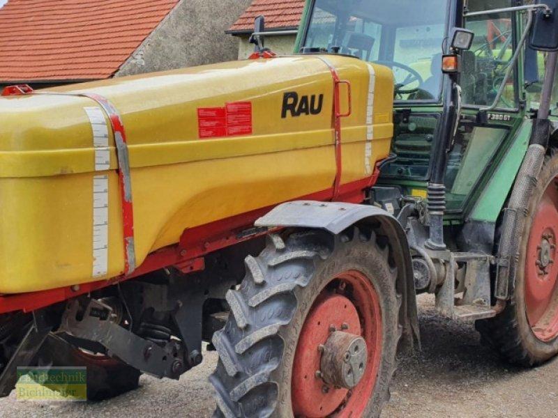 Feldspritze des Typs Rau Spridomat D2 1000l + Frontfaß für GT, Gebrauchtmaschine in Ehekirchen (Bild 1)