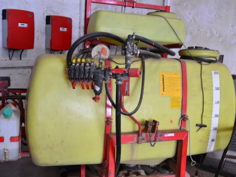 Feldspritze des Typs Rau Sprimat L 600, Gebrauchtmaschine in Koesching (Bild 1)