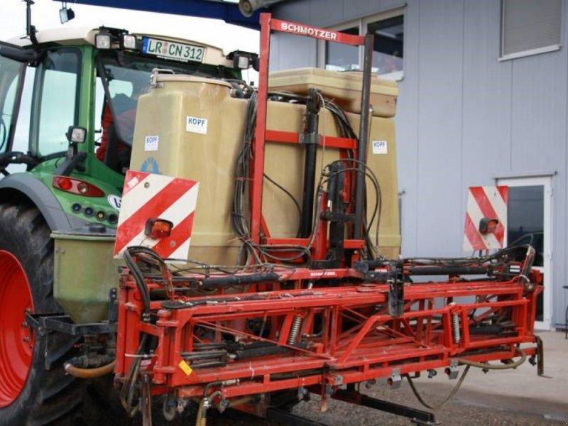 Feldspritze des Typs Schmotzer 1000 Liter, Gebrauchtmaschine in Schutterzell (Bild 1)