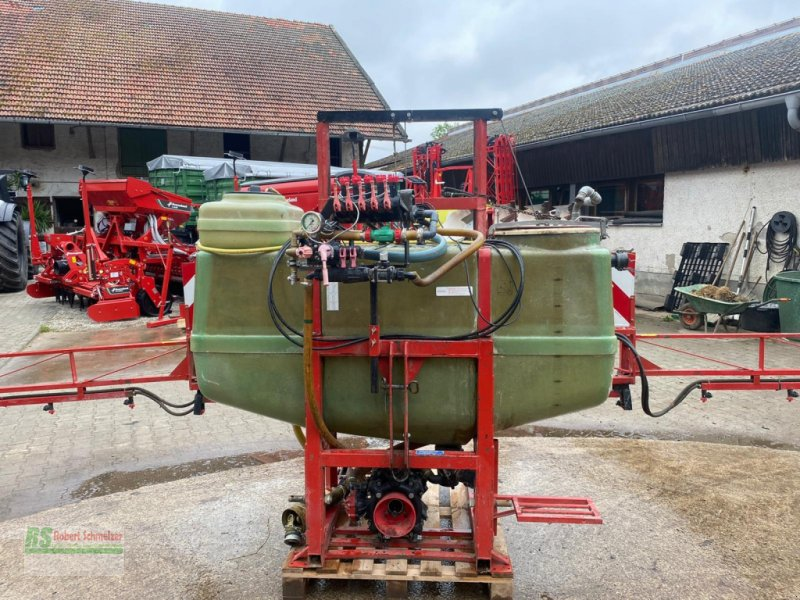 Feldspritze des Typs Schmotzer 600l, Gebrauchtmaschine in Putzbrunn (Bild 1)