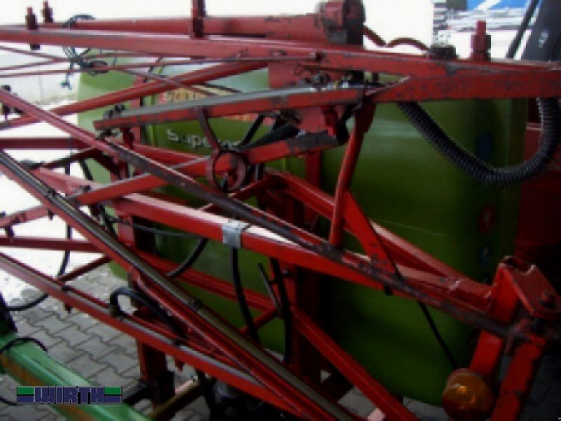 Feldspritze des Typs Schmotzer 650 liter, Gebrauchtmaschine in Buchdorf (Bild 3)