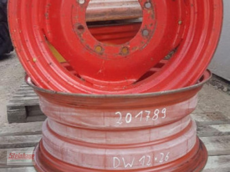Felge a típus CLAAS FELGEN DW 12x26, Gebrauchtmaschine ekkor: Rollwitz (Kép 2)