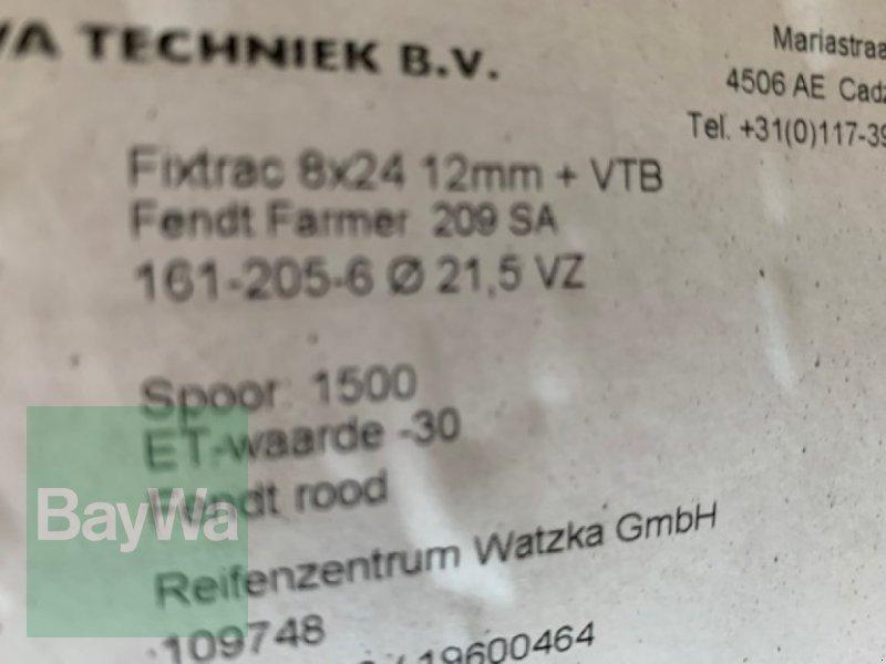 Felge des Typs Fendt Felgen 8x24, Gebrauchtmaschine in Fürth (Bild 2)