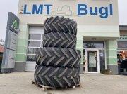 Felge typu Michelin Kompletträder 650/75-R38 u. 600/65-R28, Gebrauchtmaschine v Hürm