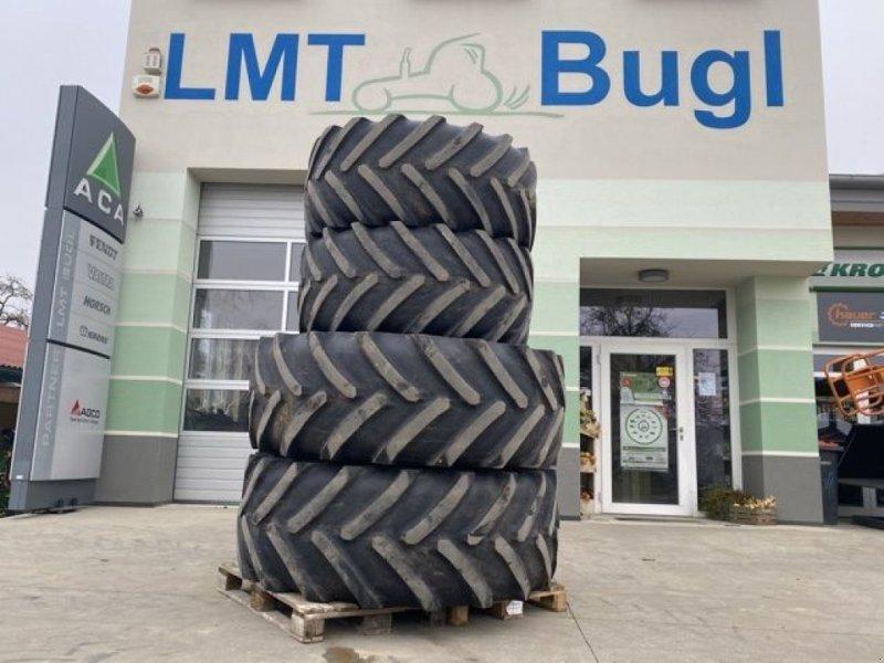 Felge des Typs Michelin Kompletträder 650/75-R38 u. 600/65-R28, Gebrauchtmaschine in Hürm (Bild 1)