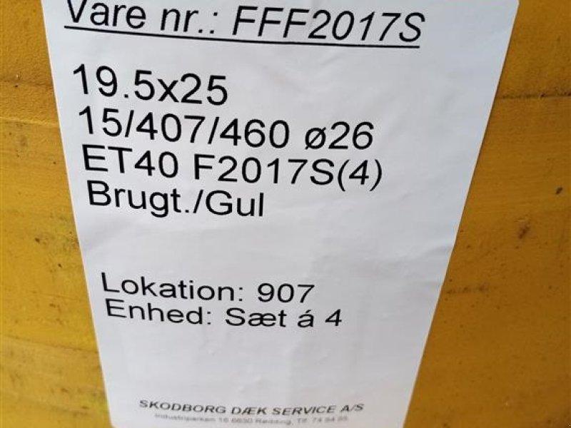 Felge des Typs Sonstige 19.5x25 15/407/460 ø26 ET40, Gebrauchtmaschine in Rødding (Bild 1)