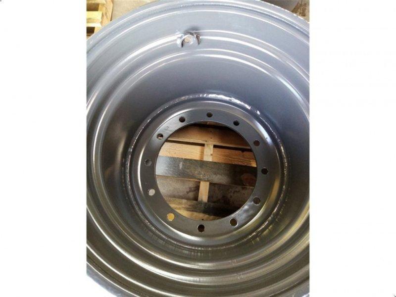 Felge des Typs Sonstige 2 rundjernsforstærkede fælge i 12 huls med ET-60 i den nye CNH grå farve. Prisen er pr styk., Gebrauchtmaschine in Rødding (Bild 1)