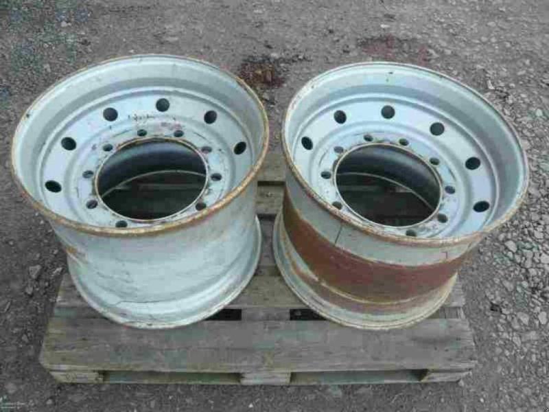 Felge a típus Strautmann 2X FELGE 22X17, Gebrauchtmaschine ekkor: Vehlow (Kép 1)