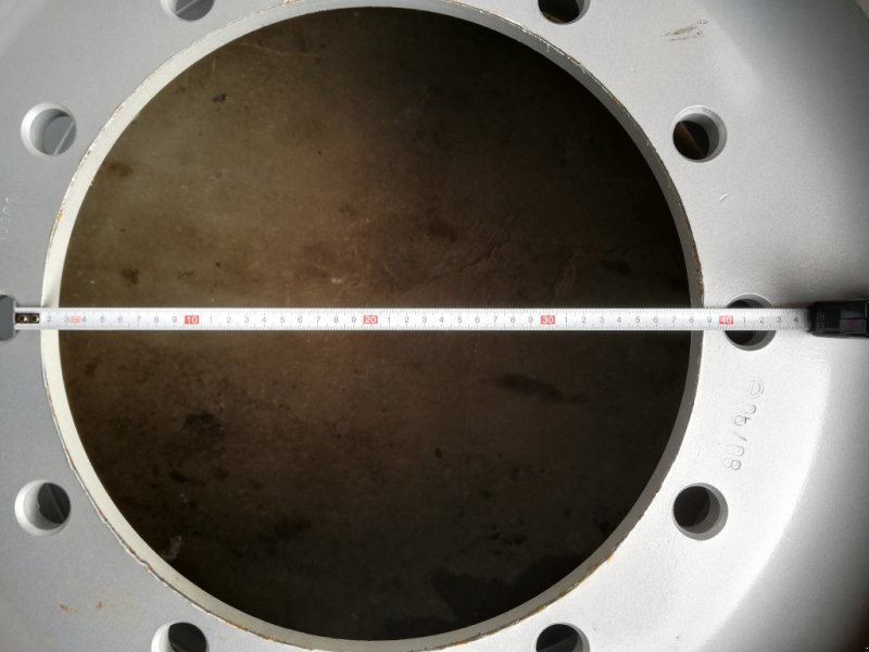 Felge a típus unbekannt DW23x34, Gebrauchtmaschine ekkor: Laberweinting (Kép 1)