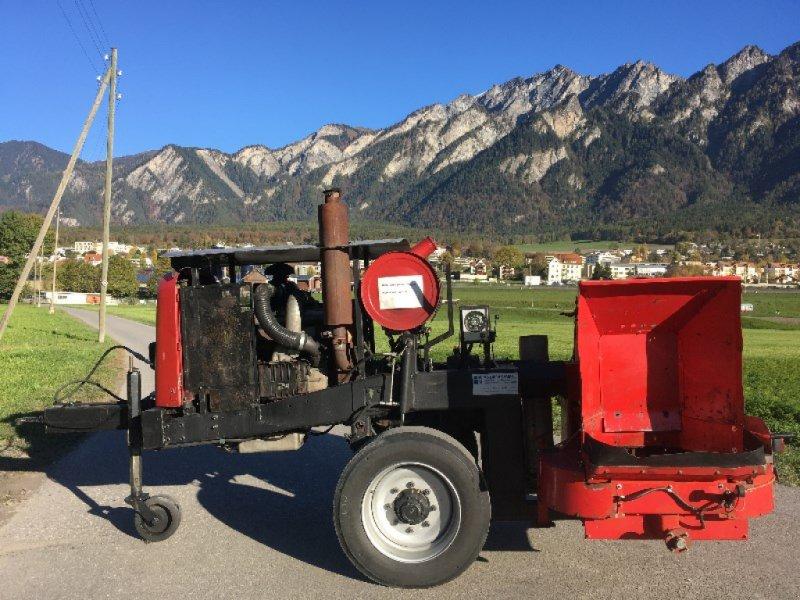Förderanlage a típus Gehl 1540 Wurfgebläse, Gebrauchtmaschine ekkor: Chur (Kép 1)